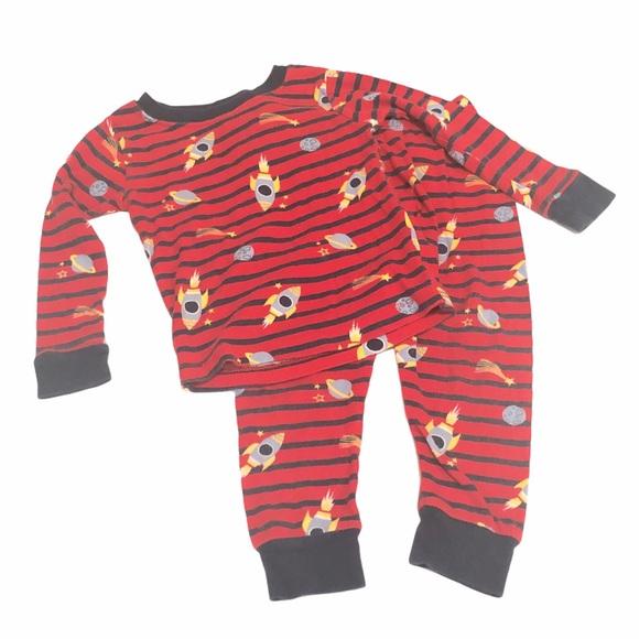 wonder nation Rocket Pajamas 2T